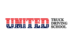 united truck driving school logo