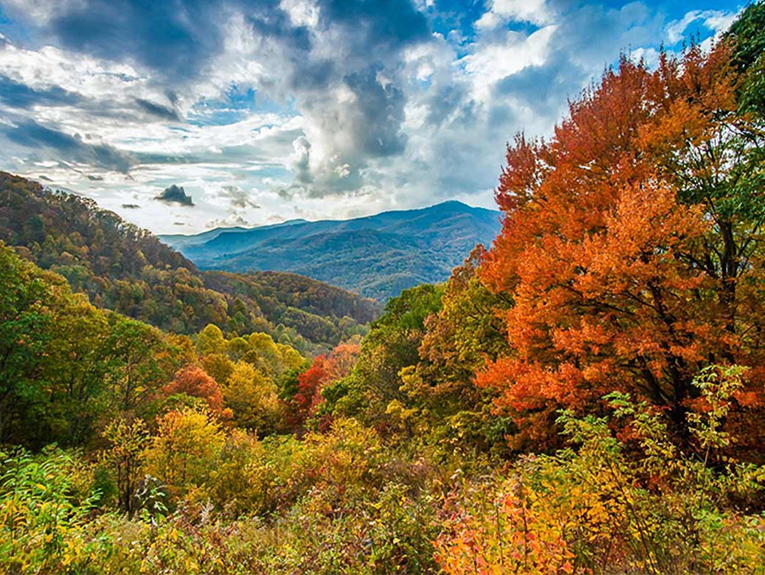 Photo of Blue Ridge Virginia