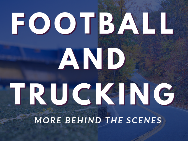 Photo of Football and Trucking