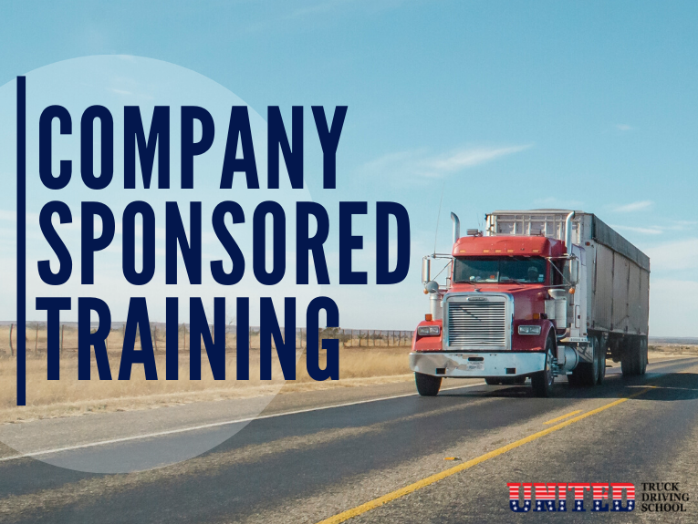 Photo of CDL Company Sponsored Training