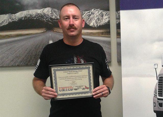 Photo of United Graduate